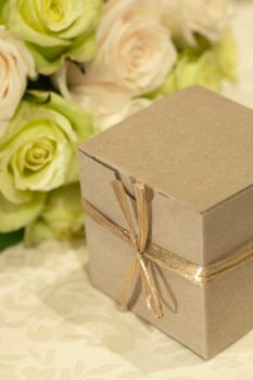 Many people worry about how much money they should spend on a gift for the bride and groom