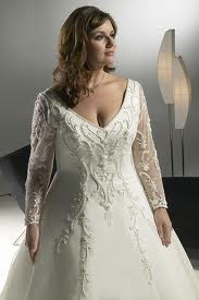 Wedding Dress Tips for the Plus Size Bride