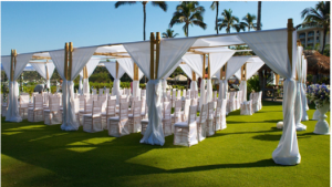 4 Tips for an Outdoor Wedding