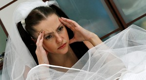 When to Call Off the Wedding