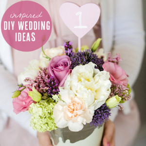 3 Easy DIY Wedding Projects to Trim Your Wedding Budget