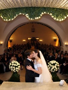 Tom Cruise Katie Holmes Expensive Celebrity Wedding