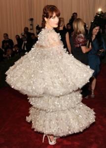 Wedding guest fashion fail