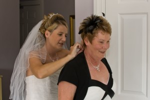 Managing stress as a mother of the bride