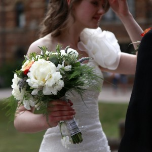 Wedding traditions with superstitious origins for good luck
